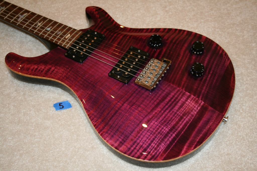 Prs Custom 22 Specs Pictures to Pin on Pinterest - PinsDaddy
