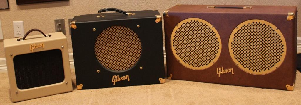 dating vintage gibson amps
