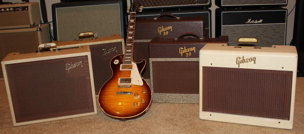 Dating old gibson amps