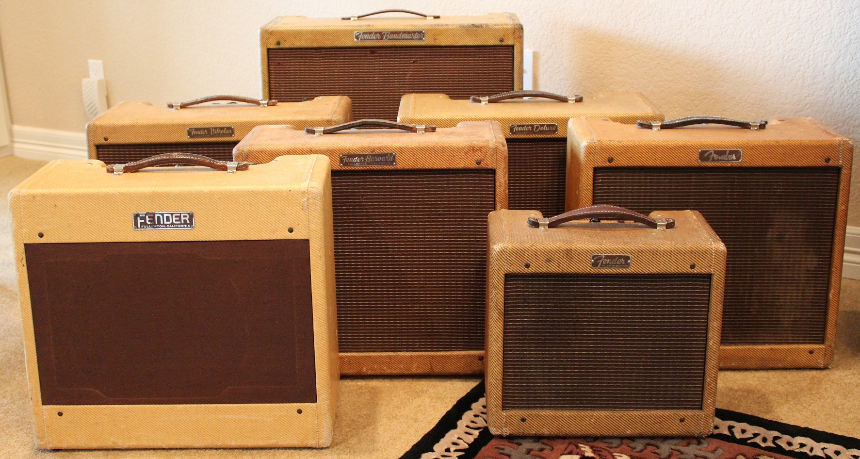 Fender Tweed Amp >> Vintage Fender Tweed Amps The Gear Page