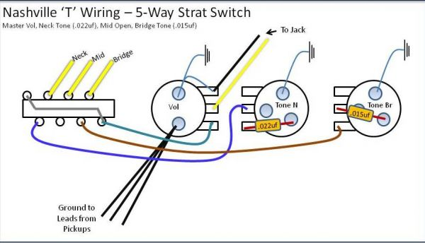Nashville Power Telecaster Wiring Diagram on telecaster pickup wiring diagram, telecaster texas special wiring diagram, fender tele 4-way diagram, fender telecaster 4-way switch wiring diagram, doorbell installation diagram,
