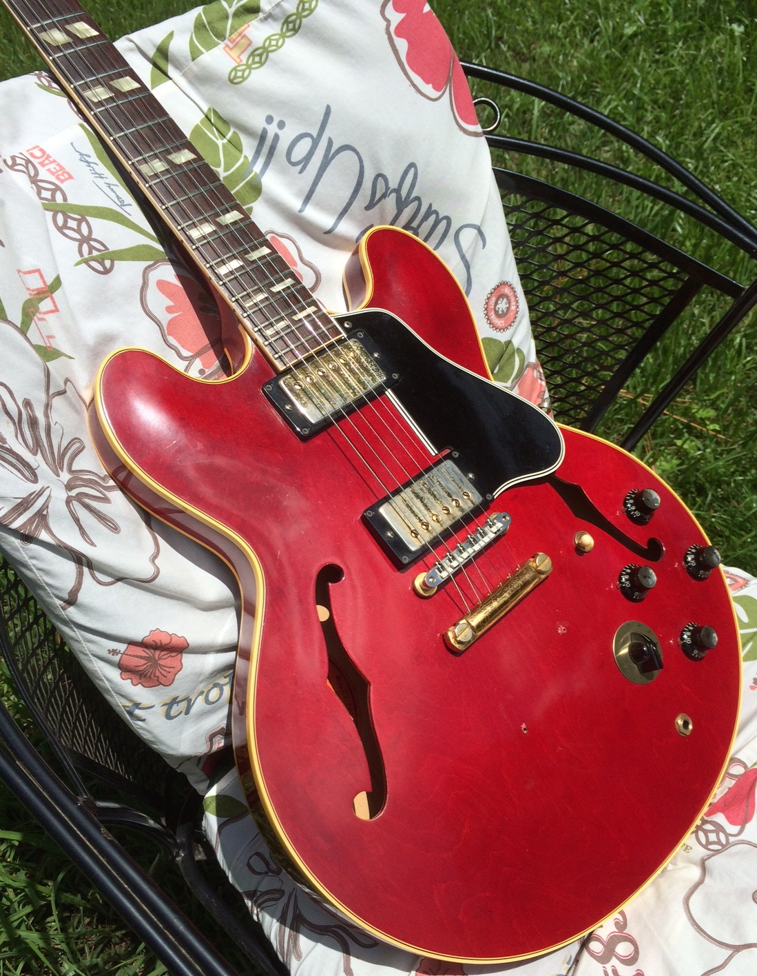 gibson es 355 upgrades the gear page. Black Bedroom Furniture Sets. Home Design Ideas