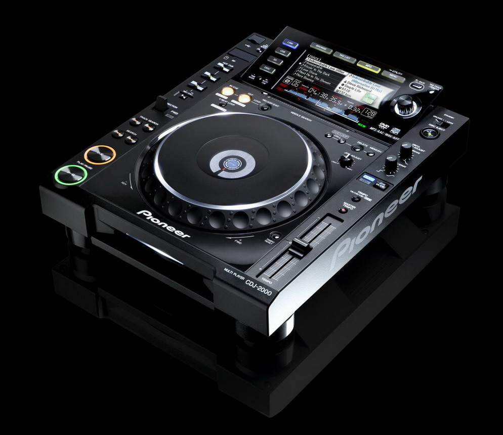 pioneer announces the new cdj 2000 cdj 900 players pioneer dj. Black Bedroom Furniture Sets. Home Design Ideas
