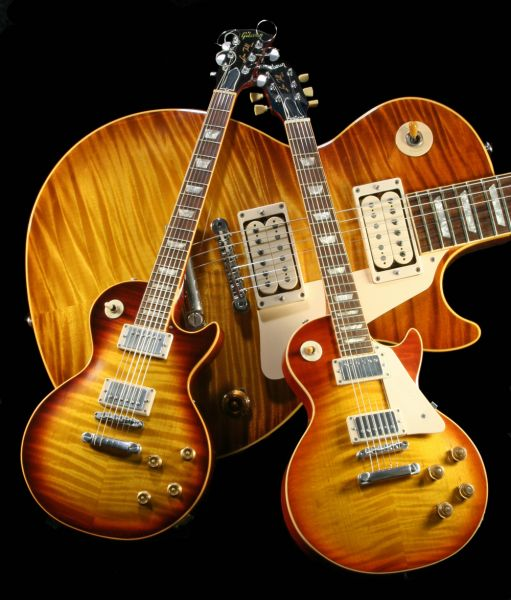 Question For Owners With Multiple Les Pauls
