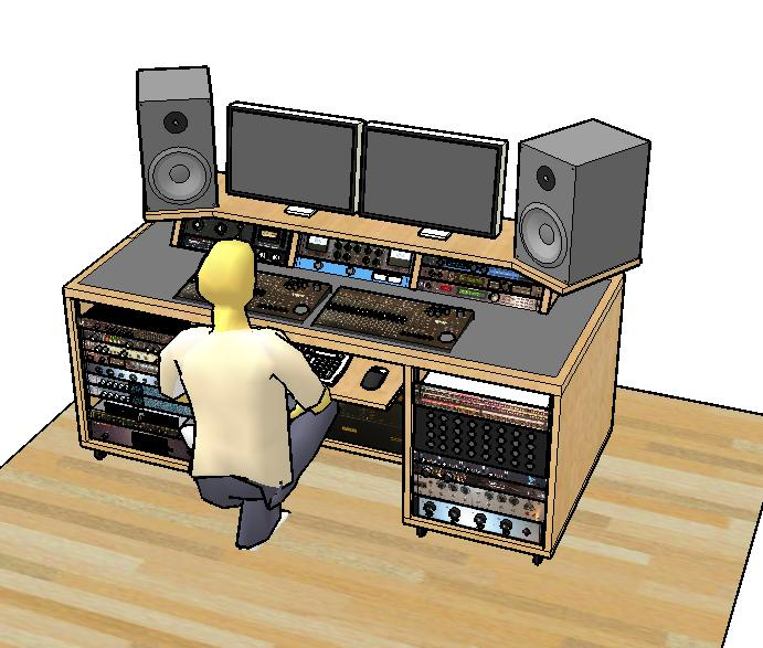 Anyone use studio rta furniture the gear page Building design tool
